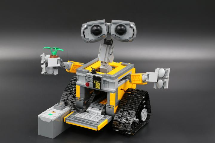RC walle