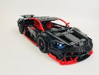 Lamborghini Centenario 100th Anniversary Edition Lego Technic